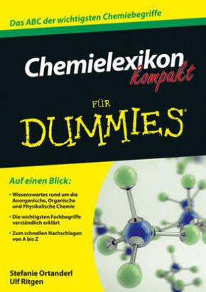 Chemielexikon kompakt für Dummies