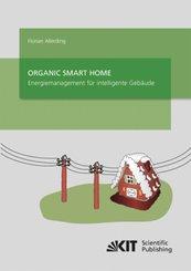 Organic Smart Home - Energiemanagement für Intelligente Gebäude