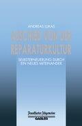 Abschied von der Reparaturkultur