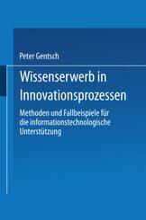 Wissenserwerb in Innovationsprozessen