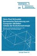 Numerische Optimierung von Computer-Modellen mittels der Evolutionsstrategie