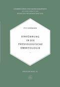 Einführung in die Physiologische Embryologie