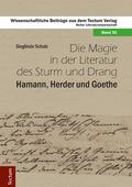 Die Magie in der Literatur des Sturm und Drang