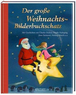 Der große Weihnachts-Bilderbuchschatz