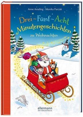 Drei-Fünf-Acht Minutengeschichten zu Weihnachten