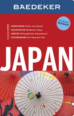 Baedeker Japan - Reiseführer Mit großer Reisekarte