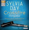 Crossfire - Hingabe, 2 MP3-CDs