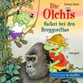 Die Olchis. Safari bei den Berggorillas, 2 Audio-CDs