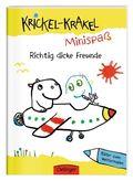 Krickel-Krakel-Minispaß: Richtig dicke Freunde