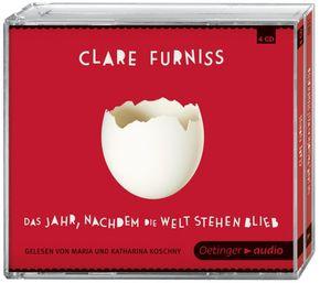 Das Jahr, nachdem die Welt stehen blieb, 5 Audio-CDs