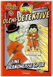 Olchi-Detektive - Eine brandheiße Spur