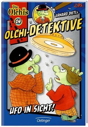 Olchi-Detektive - Ufo in Sicht!