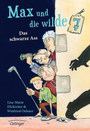 Max und die wilde 7 1. Das schwarze Ass