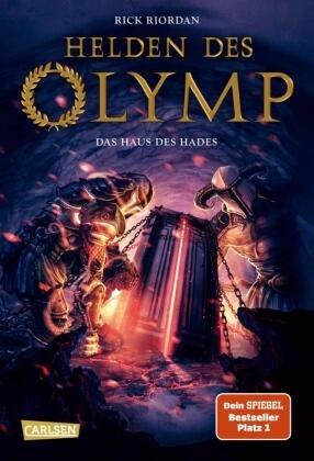 Helden des Olymp - Das Haus des Hades