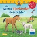 Lesemaus Sonderband: Die besten Tierkinder-Geschichten - Sechs Bilderbuch-Geschichten in einem Band