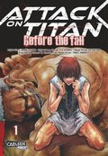 Attack on Titan - Before the Fall - Bd.1
