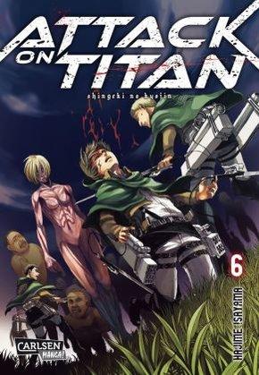 Attack on Titan - Bd.6
