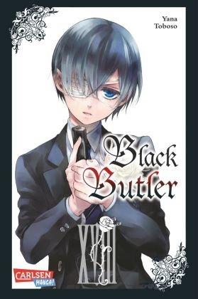 Black Butler - Bd.18