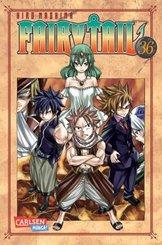 Fairy Tail - Bd.36