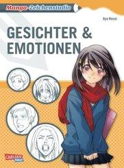 Manga-Zeichenstudio: Gesichter & Emotionen