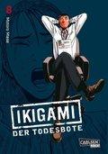 Ikigami - Der Todesbote - Bd.8