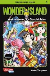 Toriyama Short Stories - Wonder Island und andere Geschichten