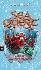 Sea Quest - Arachne, das Spinnenmonster