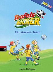 Teufelskicker Junior - Ein starkes Team