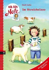 Ich bin Nele - Im Streichelzoo Kindergarten-Malheft