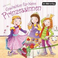 Geschichten für kleine Prinzessinnen, 1 Audio-CD