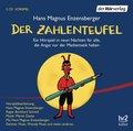Der Zahlenteufel, 2 Audio-CDs