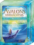 Avalons Vermächtnis, Meditationskarten m. Buch