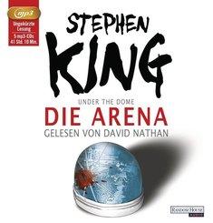 Die Arena, 5 Audio-CD, MP3