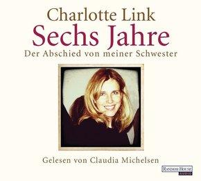 Sechs Jahre, 6 Audio-CDs