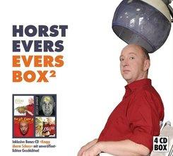 Evers Box, 4 Audio-CDs - Tl.2