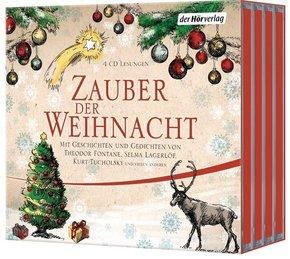 Zauber der Weihnacht, 4 Audio-CDs