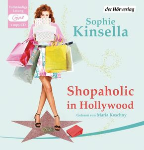 Shopaholic in Hollywood, 1 MP3-CD