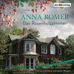 Das Rosenholzzimmer, 8 Audio-CDs