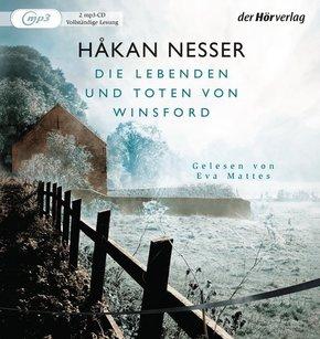 Die Lebenden und Toten von Winsford, 2 MP3-CDs
