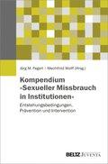 """Kompendium """"Sexueller Missbrauch in Institutionen"""""""