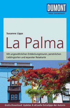 DuMont Reise-Taschenbuch Reiseführer La Palma