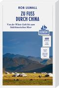 DuMont Reiseabenteuer Zu Fuss durch China