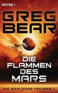 Die War Dogs Trilogie - Die Flammen des Mars