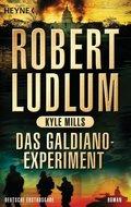 Das Galdiano-Experiment. Deutsche Erstausgabe
