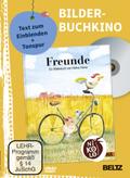 Freunde, Bilderbuchkino, DVD