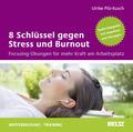 8 Schlüssel gegen Stress und Burnout, 1 Audio-CD