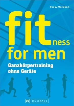 fitness for men - Ganzkörpertraining ohne Geräte