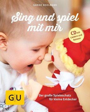 Sing und spiel mit mir, m. Audio-CD