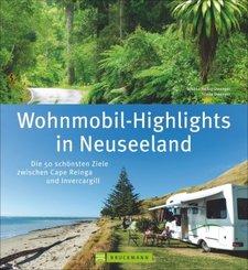Wohnmobil-Highlights in Neuseeland