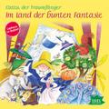 Im Land der bunten Fantasie, Audio-CD